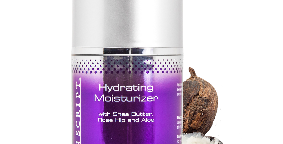 Skin Script Hydrating Moisturizer, 1.7 oz