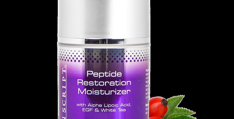 Skin Script Peptide Restoration Moisturizer, 1.7 oz