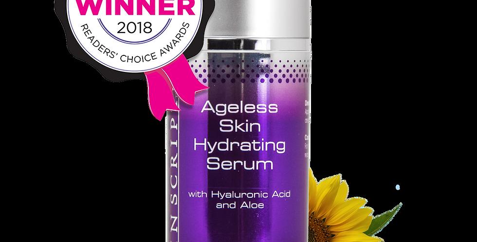 Skin Script Ageless Skin Hydrating Serum 1 oz