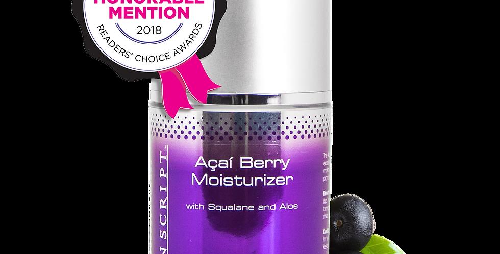 Skin Script Acai Berry Moisturizer, 1.7 oz