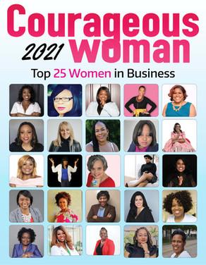 MEET THE TOP 25 WOMEN IN BUSINESS 2021
