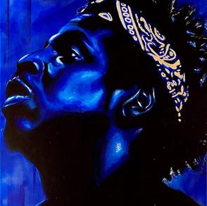 Jay Z Custom Art