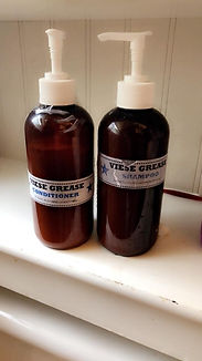 Viese Grease Shampoo