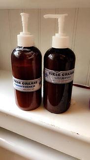 Viese Grease Shampoo