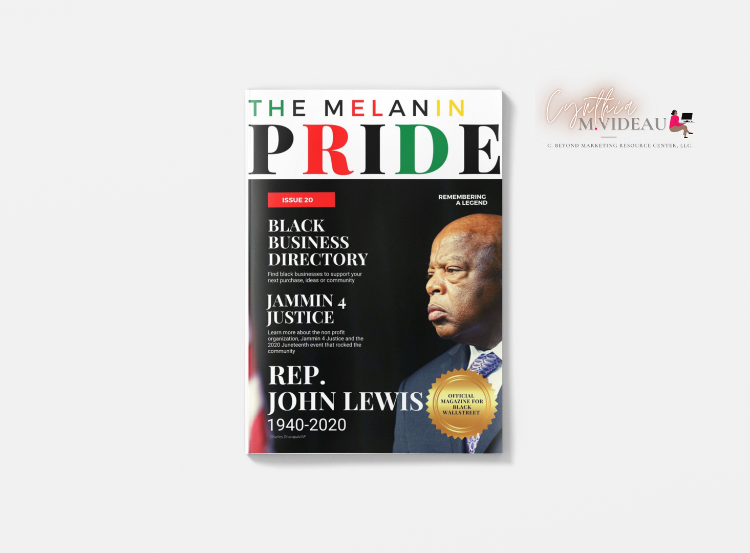 The Melanin Pride Magazine