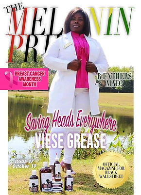 The Melanin Pride Magazie