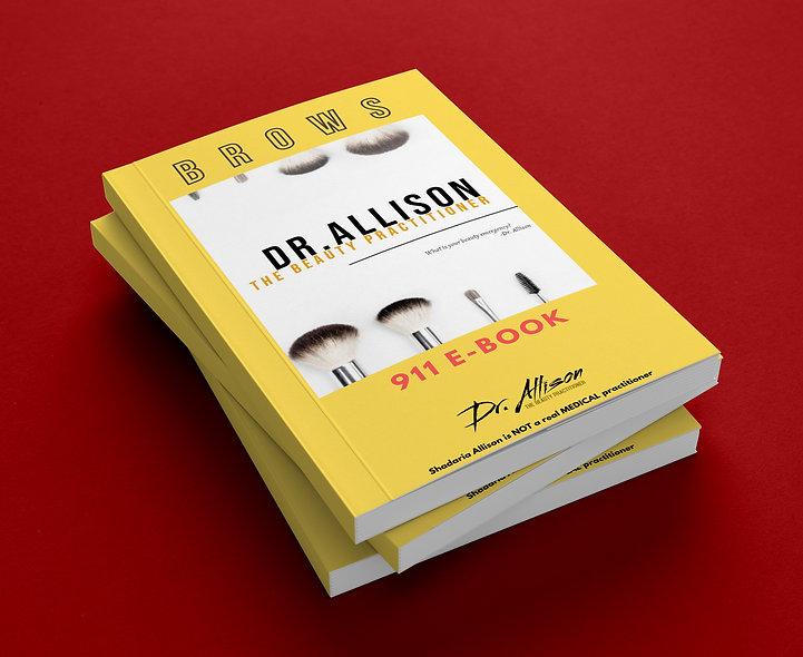 Dr. Allison 911- EBook