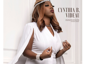 Cynthia Videau CEO of C.Beyond Marketing Resource Center Entrepreneur Cover (Print Issue AVAILABLE!)
