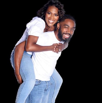 Pastor John & Lady Dria Cobb