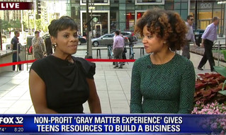 'Gray Matter Experience' aims to empower local black community'