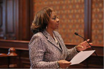 Chicago Democrats back Human Services funding plan