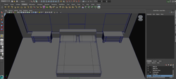 Creating the meshes for all objects
