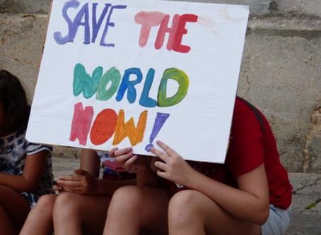 ¡Qué pasó con la Huelga del Clima y la nueva economía!