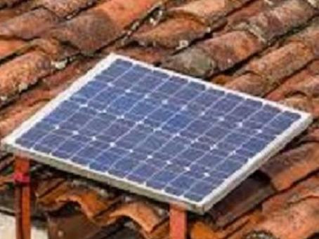 El Partido Socialista de Boadilla del Monte pide subvenciones para la instalación de placas solares