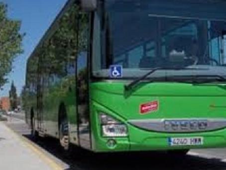 Para una mejora del transporte público de Boadilla