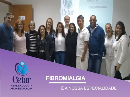 Fibromialgia uma Síndrome Incompreendida