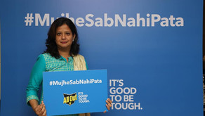 Be Courageous and Tell the World that #MujheSabNahiPata