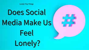 Does Social Media Make Us Lonely?