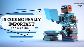 Is coding really important for a child?