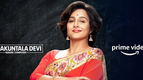 Shakuntala Devi Movie Review - A Rushed Family Drama with overloaded Feminism!
