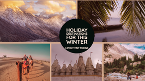 5 Holiday Destinations in India during Winter