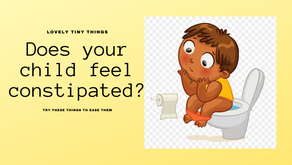 Do you know the best Home remedies to treat constipation in kids?