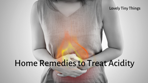 Effective Home Remedies for Acidity