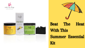 Beat The Heat With This Summer Essential Kit
