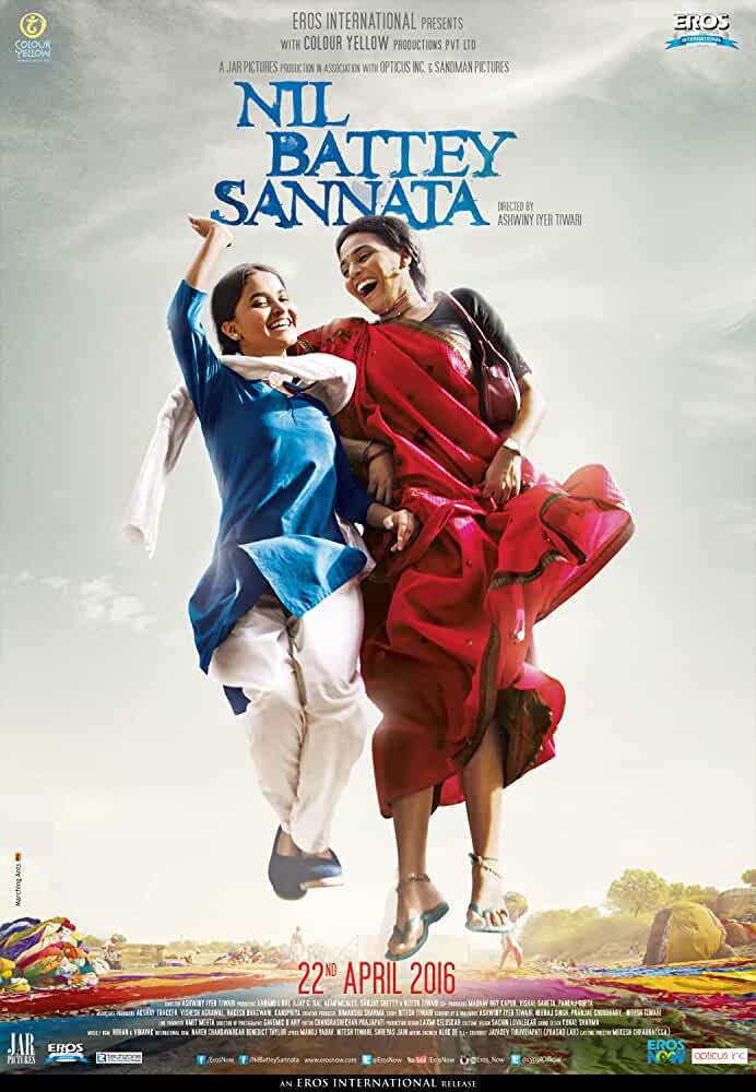 Nil Battey Sannata starring Swara Bhaskar and Riya Shukla