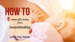 How to wean a baby from breastfeeding easily?