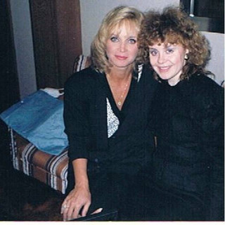 Janie did A&R work for Barbara Mandrell in the early 90s