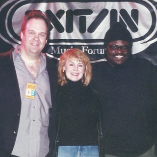 Songwriters Rob Mathes, Janie, and Tommy Sims