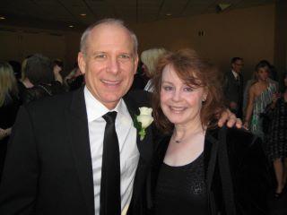 Janie and songwriter Allen Shamblin