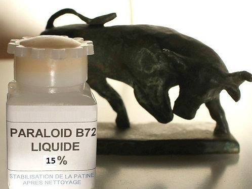 Paraloid B72 à 15%