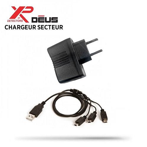 Chargeur secteur XP Deus