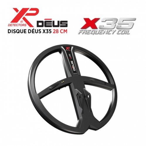 Disque X35 28 cm XP Deus