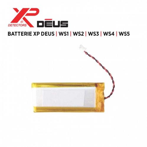 Batterie 630 mah XP Deus