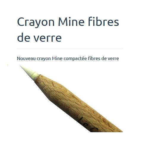 Crayon Grattoir Fibre