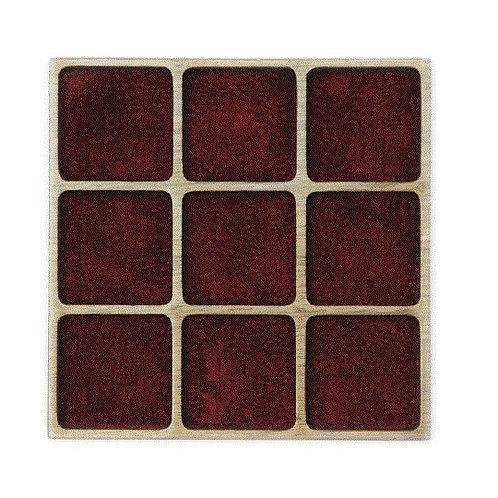 Plateau de 9 Cases carrées