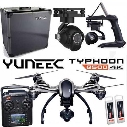 TYPHOON Q500 4K Black Edition PRO YUNEEC