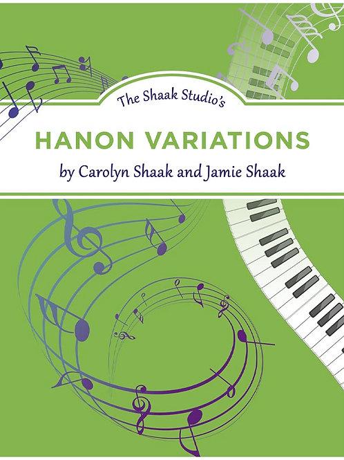 Hanon Variations (Technic)