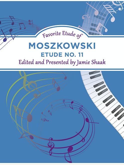 Moszkowski Etude No. 11 (Technic)
