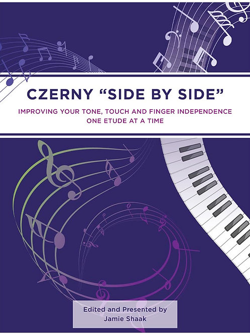 "Czerny ""Side by Side"" (Technic) COMING SOON"