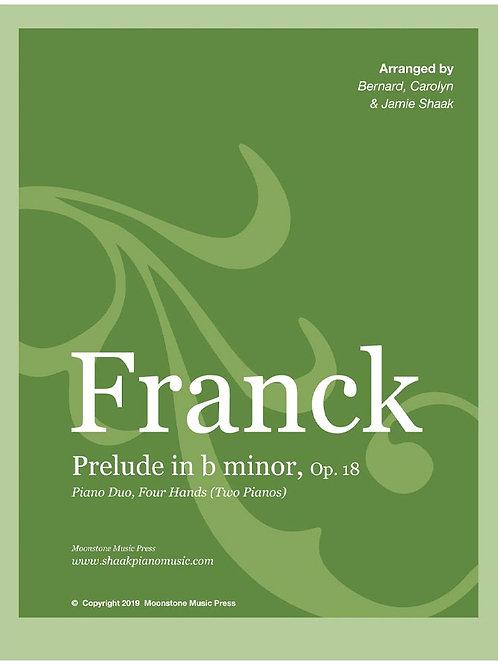 Franck - Prelude in b minor (Arrangement)