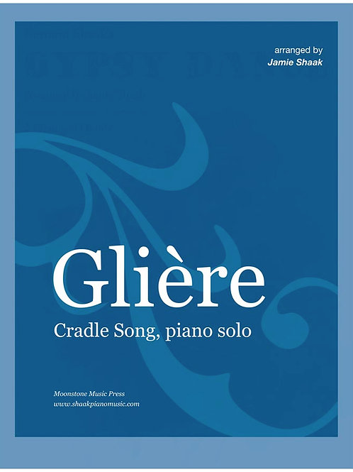 Glière - Cradle Song (Arrangement)