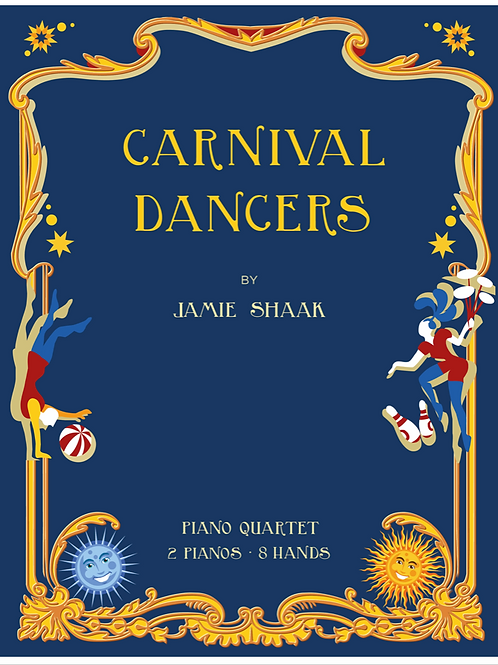 Carnival Dancers (Quartet)