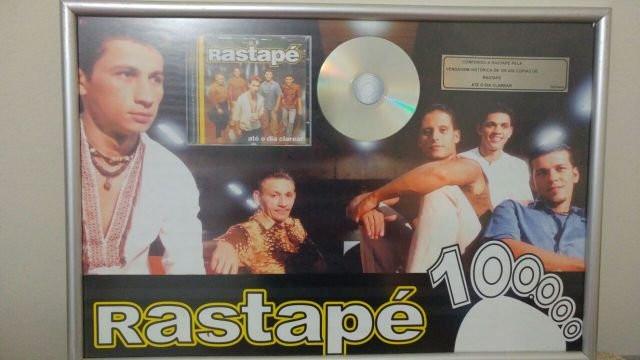 Platinum Record | Rastapé