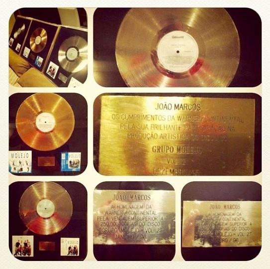 Gold Record | Molejo