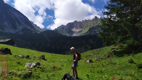 Rundtour Kleiner Valkastiel (2233 m) - Zwölferjoch