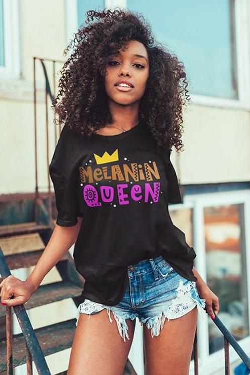 """""""Melanin Queen"""" Graphic Tee"""